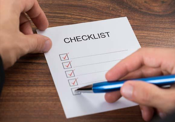 Veterans' Burial Benefits Checklist
