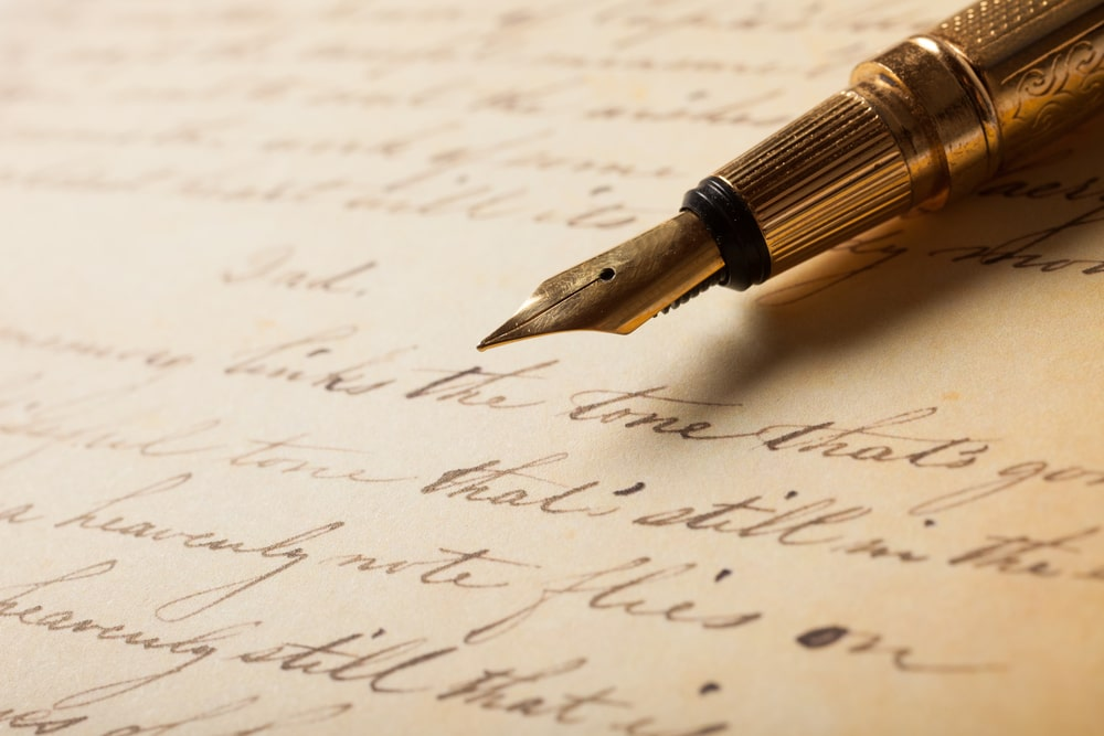 Writing a Letter to Say All the Things Left Unsaid