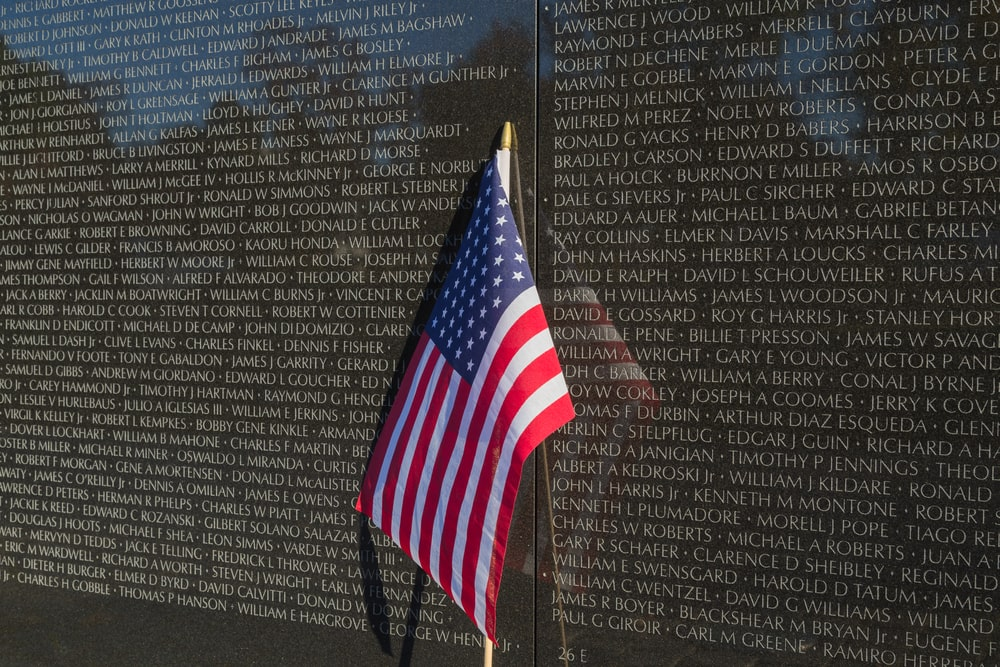Honoring Our Fallen Soldiers: Vietnam Veterans Memorial