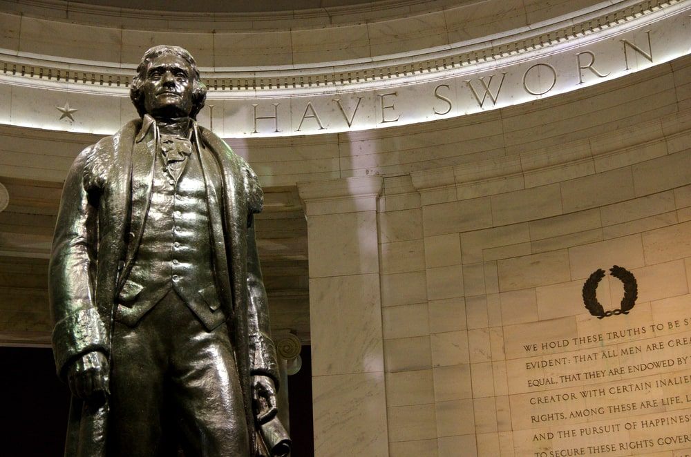 Remembering Our Founding Fathers: Thomas Jefferson ...