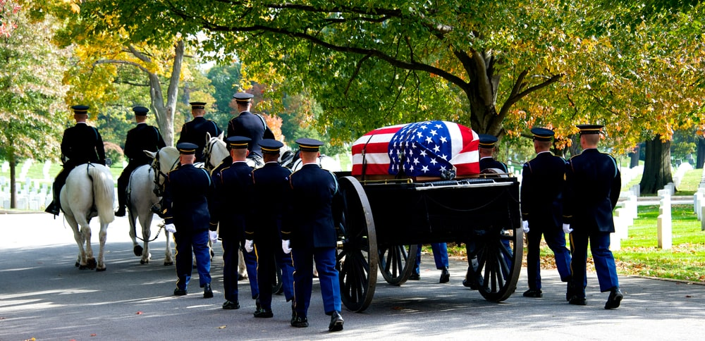 The Core Elements of a Military Honors Funeral